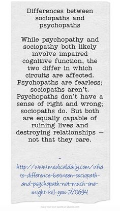 sociopaths and dating Feeling joy mixed with anger & pain often are the hallmarks of a relationship with a sociopath here are some more warning signs your partner is a sociopath.