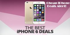 The best iPhone 6 deals pre-Black Friday 2017 - GadgetRio T Mobile Phones, Best Mobile Phone, Best Phone, Iphone Deals, Free Iphone, Compare Mobile Phone Deals, Mobile Deals, Refurbished Iphones, Cheap Iphones