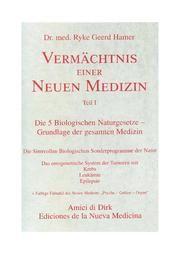 Das bahnbrechende Standardwerk der Neuen Medizin von Dr. Hamer. Krankheitsursachen und Verlaeufe werden natuerlich erklärt - genau wie die Heilung. Vor...