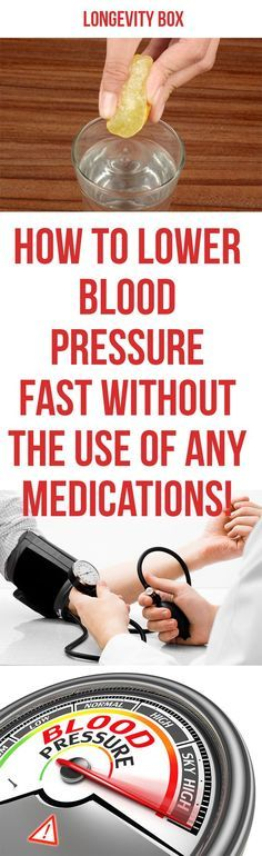 MUST READ! HOW TO LOWER BLOOD PRESSURE FAST AND NATURAL WITHOUT THE USE OF ANY MEDICATIONS!