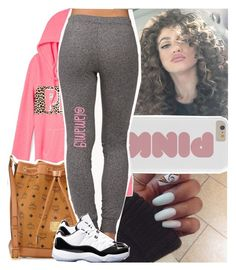 """""""is it too late now to say sorry?"""" by lamamig ❤ liked on Polyvore featuring MCM and Forever 21"""