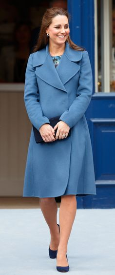 Kate Middleton at Emma Bridgewater's Factory in 2015
