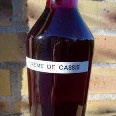 Crème de cassis : Photo de l'étape 15
