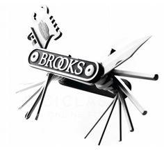DasBrooks MT21 Multitool entstand in Zusammenarbeit mit mehr als 700 Mitgliedern der Brooks Gemeinschaft, um den Ansprüchen der eigenen Kunden wirklich gerecht zu werden. Insgesamt 21 verschiedene...