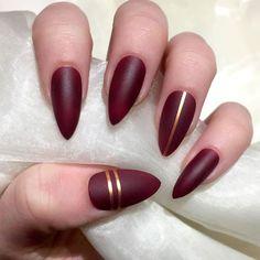 Cute Stiletto Nails Designs Ideas picture 1