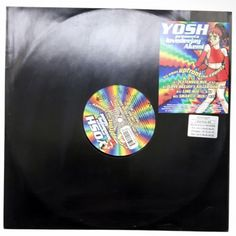 Yosh Presents Lovedeejay Akemi - It's What's Upfront That Counts 1995