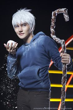 Jack Frost Cosplay ~Hey, am I on the naughty list? by liui-aquino on DeviantArt Liui Aquino, Jack Frost Cosplay, Rise Of The Guardians, Fandoms, Deviantart, Cosplay Ideas, Fictional Characters, Legends, Frozen