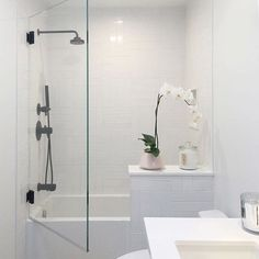 Image result for parquet white tile shower
