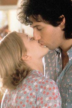 Adam Sandler and Drew Barrymore as Robbie & Julia from The Wedding Singer (1998)
