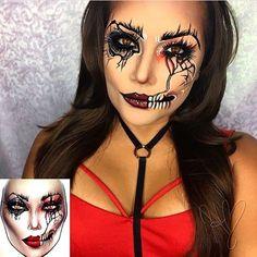 #artist@milk1422 #artist @itsalwaysheleween 😍🙏 This girl is amazing! It's great ✨🖤💕 very cool 🔥 thank you so much @itsalwaysheleween 💕 👑 #amazingmakeupartist 👉 @itsalwaysheleween 🌟✨ #myart #mylove #myartistcommunity #myartistcommunityrussia #makeup #makeupart #freckles #luck #mystic #magic #magicmakeup #makeupartist #makeuplover #визажист #макияж #фейсарт #фейсчарт #faceart #facechart #macfacechart #facechartart #facechartartist #beautyfulgirl #existence #beautymakeup
