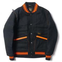 WTAPS Varsity Jacket