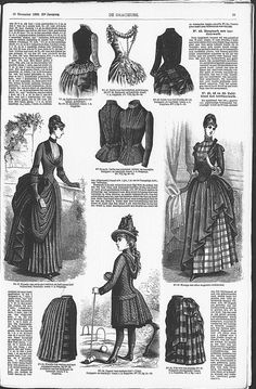 Gracieuse. Geïllustreerde Aglaja, 1886, aflevering 3, pagina 23
