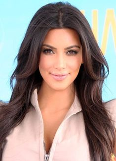 Brown Hair Color with Golden Highlights For Girls 2012 Trends Pictures