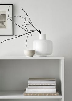 White Interiors . Home Decor . Riikka Kantinkoski . Decoration . Scandinavian Style