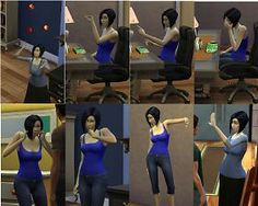 Mod The Sims: Full House Mod Increase your Household Size! by ...