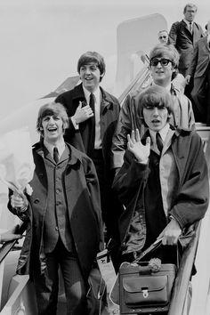 Beatlemania #TheBeatles
