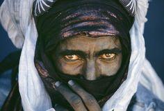 Africa   Tuareg man at Ménaka village near Gao Sahel, Mali.