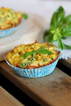 BG Photography: Zeleninové muffiny