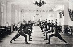 The Tver cavalry school, ca. 1905