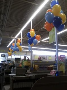 Henrico, Virginia, you've got your own brand new Aldi Food Store!         #balloons, #balloondecorating, #lotparty.com, #Aldi, #Aldifoods #grandopening #henrico