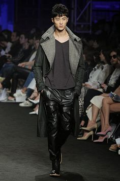 Mag and Logan Winter 2015 Otoño Invierno #Trends #Menswear #Tendencias #Moda Hombre Seoul Fashion Week  M.F.T.