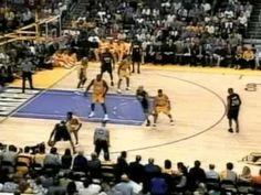 2001 NBA Finals: Sixers at Lakers, Gm 1 part 8/14