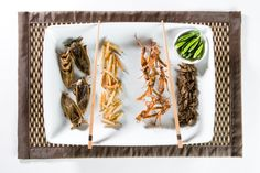 Entomophagy: Please Pass the Crickets--Would you add crickets or beetles to your Food Storage supplies? Here's what experts are saying about the nutritional benefits of eating bugs . . .