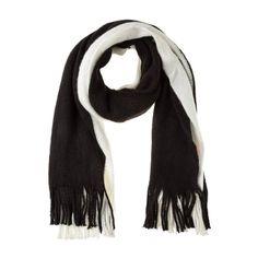 Schal - grey/black stripes by s.Oliver