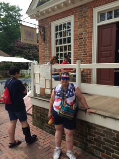 Gail, always searching for new things. We saw 400yr old beads made by the Cherokee Indians at Colonial Williamsburg.