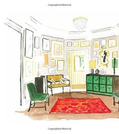 """""""The Perfectly Imperfect Home: How to Decorate and Live Well"""" by Deborah Needleman, Virginia Johnson"""