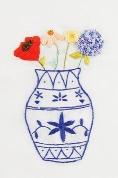 Baobap Vaso chinês - desenho