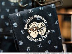 #8 Berkshire Hathaway. Fortune World's Most Admired Companies.