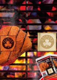 Fanmats  NBA Boston Celtics Grilling Fan Brand 2-Pack