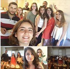 Beycon yengeç burcu kuşağı doğum günü kutlaması 😍✌🏻️Nice güzel yaşlar Selin, Mahir ve Dalya! 🎉🎊🎈 #Beycon