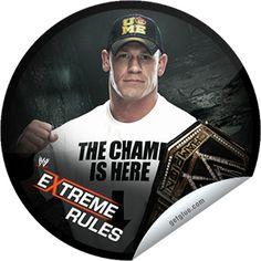 WWE Extreme Rules - John Cena