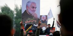 President Donald Trump's reelection campaign is wasting little time capitalizing on the assassination of Iranian Generation Qassem Soleimani. Facebook Content, About Facebook, Quds Force, Psychological Warfare, Beginning Running, Republican National Committee, South Bend, Baghdad, Three Days