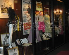 Go to the Marilyn Monroe Museum!