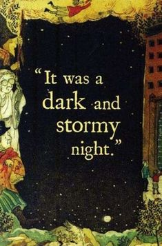 "The Wrinkle in Time Quintet.....""It was a Dark and Stormy night!""......by Madeleine L'Engle"