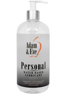 Buy Adam And Eve Personal Water Based Lubricant 16 Ounce online cheap. SALE! $27.99