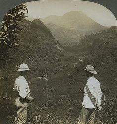 Roseau Valley, #Dominica (1903)