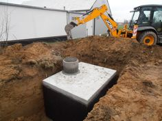 Szamba betonowe Płock