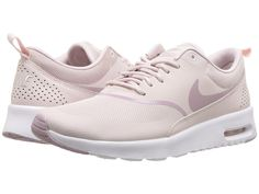 super popular a4f87 69c37 Nike Air Max Thea (Barely Rose Elemental Rose White) Women s Shoes Nike