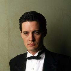Kyle MacLachlan. My favorite special agent and mayor of Portland.