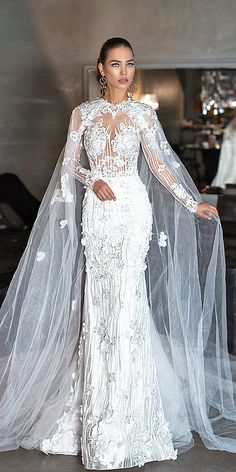 Lorenzo Rossi Wedding Dresses For 2017 ★ See more: https://weddingdressesguide.com/lorenzo-rossi-wedding-dresses/ #bridalgown #weddingdress