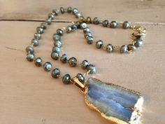 "Gresham Jewelry ""Molly"" necklace"