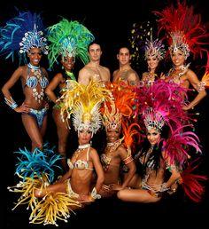 Brazilian Fantasy: Brazilian Dancers & Latin Dance Shows by Brazilian Fantasy London