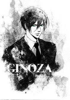 宜野座伸元 //Love Ginoza-san without glasses too♥