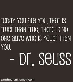-love me some dr.Seuss