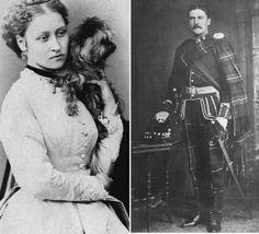"""El """"gran secreto"""" de la princesa Luisa: un libro revela el amor prohibido, un hijo oculto y un escándalo en la era Victoriana"""