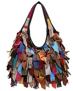 Cute Patchwork Bags and Purses - Cute Tops for Women